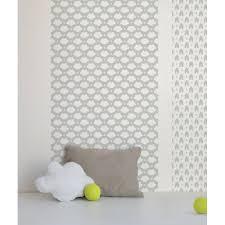 tapisserie chambre bébé papier peint nuage blanc chambre b bebe newsindo co