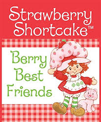strawberry shortcake berry best friends miniature editions