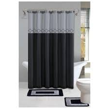 Matching Bathroom Window And Shower Curtains Curtain Bathroom Shower Curtains And Matching Accessories