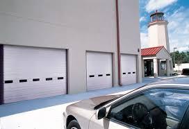 Industrial Overhead Door by Ribbed Steel Industrial Garage Doors Non Insulated U0026 Economy