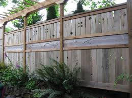 Fencing Ideas For Backyards by 91 Best Backyard Fences Images On Pinterest Backyard Fences