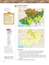 Michoacan Map Entidad Donde Vivo Michoacán By Rarámuri Issuu