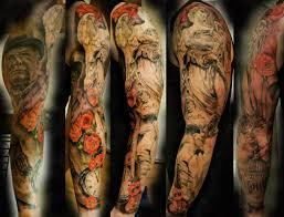 world war 2 sleeve tattoo danielhuscroft com