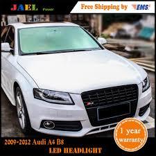 audi headlights akd car styling for audi a4 b8 headlights 2009 2012 a4l led