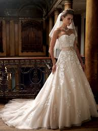 mon cheri wedding dresses mon cheri hilary 213247 size 6 wedding dress oncewed