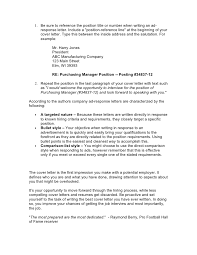 Cover Letter Non Profit   My Document Blog   cover letter example