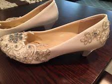 Wedding Shoes Size 9 Ivory Wedding Shoes Size 9 Ebay