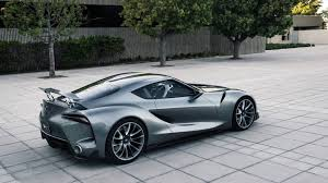 toyota a new toyota supra could be an automatic only hybrid the drive