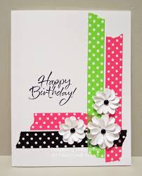 paper greeting cards how to make greeting cards with paper best 25 easy birthday cards