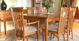 Cherry Dining Table Quality Hardwood Furniture A Buyers Guide