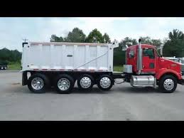 kenworth t800 for sale by owner 2007 kenworth t800 quad axle dump truck for sale t 2849 youtube