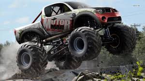 mitsubishi trucks 2015 mitsubishi l200 monster truck offroad monsters
