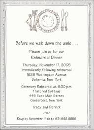 Rehearsal Dinner Invitations Rehearsal Dinner Invitation Wording Badbrya Com