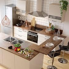 conseils cuisine une cuisine en u qui en jette but