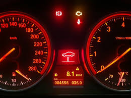 bmw service info icons help failed to reset brake pad warning light