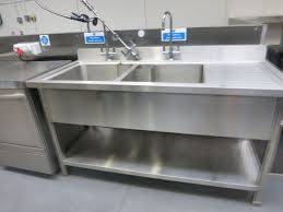 wall mount kitchen sink used commercial kitchen sinks stainless steel
