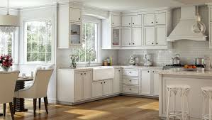 exciting modern farmhouse kitchen white marble countertop white