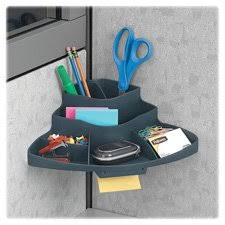 Corner Desk Organizer Fellowes 5508801 Partition Additions Corner