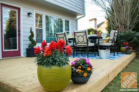 Decorate Small Patio Small Patio Decorating Ideas By Kelly Of View Along The Way