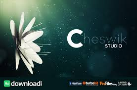 flower logo videohive free download free after effects