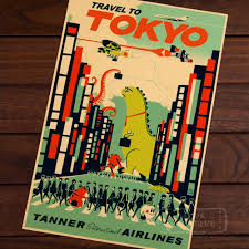 popular decor pop buy cheap decor pop lots from china decor pop pop art japan tokyo map vintage travel poster classic retro kraft decorative maps wall sticker home