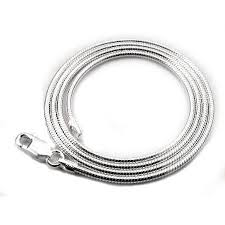 silver chain necklace snake images Silver insanity italian 2mm sterling silver snake chain necklace jpeg