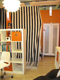 Hanging Wall Dividers by Curtain Room Dividers For Saloncurtain Ikea Ideas Dividerscurtain