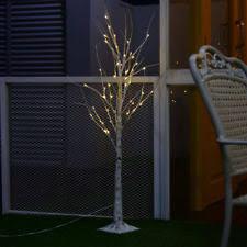 White Decorative Branches Twig Tree Ebay