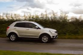 2016 ssangyong korando review