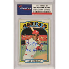 houston astros baseball cards astros trading cards autographed