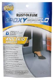 amazon com rust oleum 279847 epoxyshield anti skid 3 4 ounce