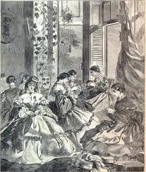 civil war thanksgiving civil war women by lindsey elias on prezi
