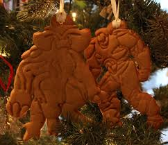 a category 5 with pacific gingerbread cookies