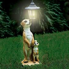 solar garden light meerkat design magnamail australia