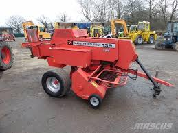 massey ferguson 139 conventional baler square balers year of mnftr