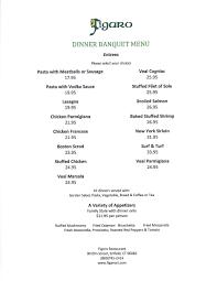 family garden menu menu u2013 figaro italian restaurant