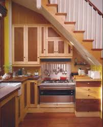 Kitchen Under Stairs Http Ohua88 Com Building A Unique Kitchen