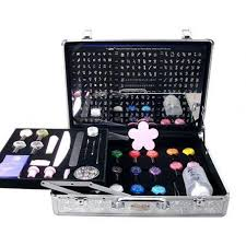 nail art stamping kit beautify themselves with sweet nails