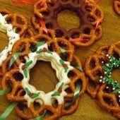 christmas cornflake wreath cookies recipe cornflake wreaths