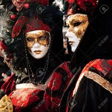 Venetian Halloween Costumes Venice Mask Stock Photo Picture Royalty Free Image Image