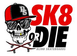 Blind Skateboards Logo Blind Darkstar Skateboards On Behance