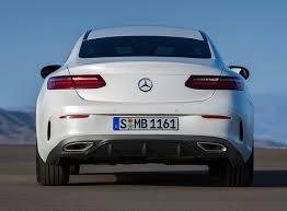 mercedes e class coupe 2018 mercedes e class coupe preview j d power cars