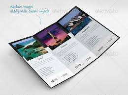 travel and tourism brochure templates free trifold travel brochure template fieldstation co