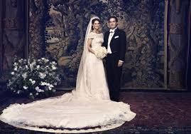 valentino wedding dresses brides who wore valentino on wedding day