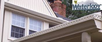 waterloov gutter guards for easy roof and home maintenance