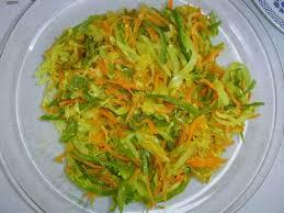 recette de cuisine r nionnaise recette achard de légumes la recette facile