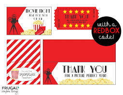 appreciation gift with free printables