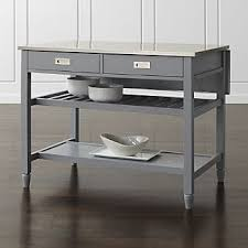 crate and barrel kitchen island rolling kitchen islands crate and barrel