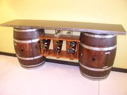 Whiskey Barrel Pub Table Whiskey Barrel Table And Chairs For Sale Home Table Decoration