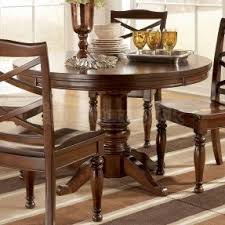 oval dining table with leaf foter